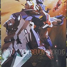 全新 BANDAI METAL BUILD 超合金 GUNDAM OO GN-0000 7S SEVEN SWORD G
