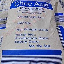 新鮮~三福化工~可面交~高 ~原 食品級 檸檬酸~ 5公斤 ~ 總代理~ 新鮮~ 5kg