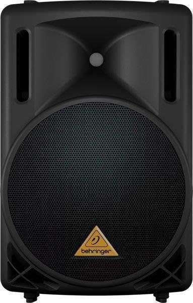 【六絃樂器】全新 Behringer B212D 二音路主動式喇叭 / 舞台音響設備 專業PA器材