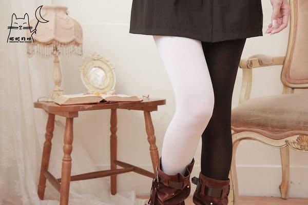 【拓拔月坊】日本製 MORE  秋冬 80丹 雙色褲襪 人氣復活款~現貨!