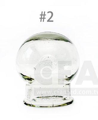 【好鄰居】玻璃拔罐杯 #2/個 費爾普斯 奧運用 選手拔罐 共四種尺寸 火罐 拔罐器 玻璃火罐 玻璃拔罐器 加厚款