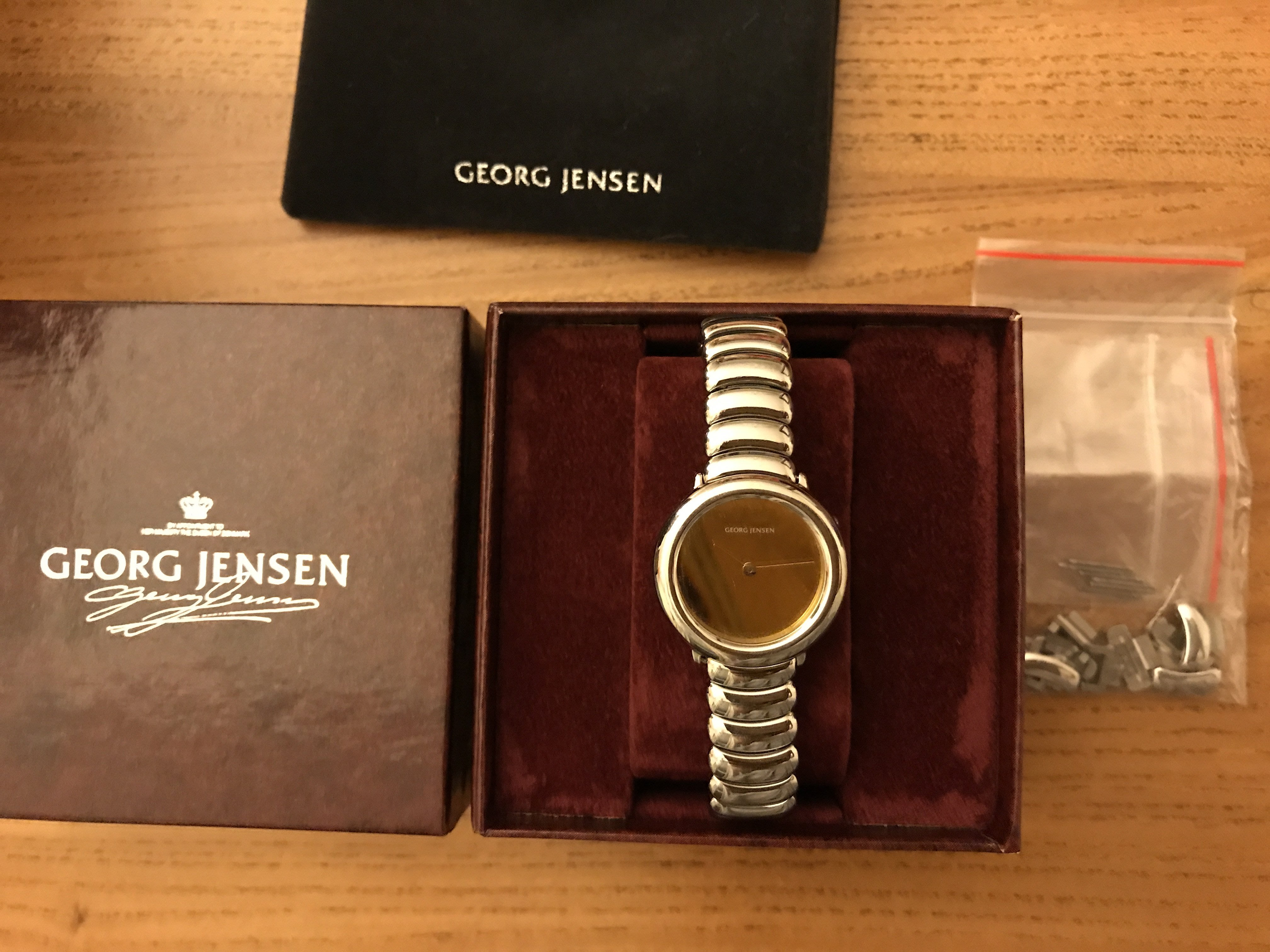 GEORG JENSEN女用錶