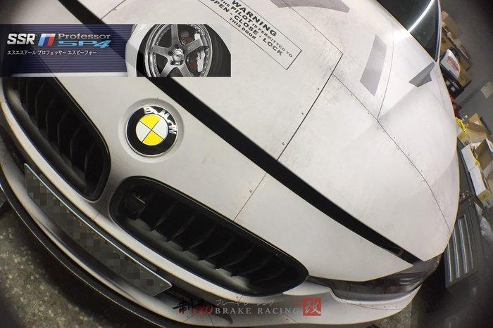 SSR Professor SP4 3PIECE 精緻鋁圈 BMW/MBenz/AUDI/VW 歡迎詢問 / 制動改