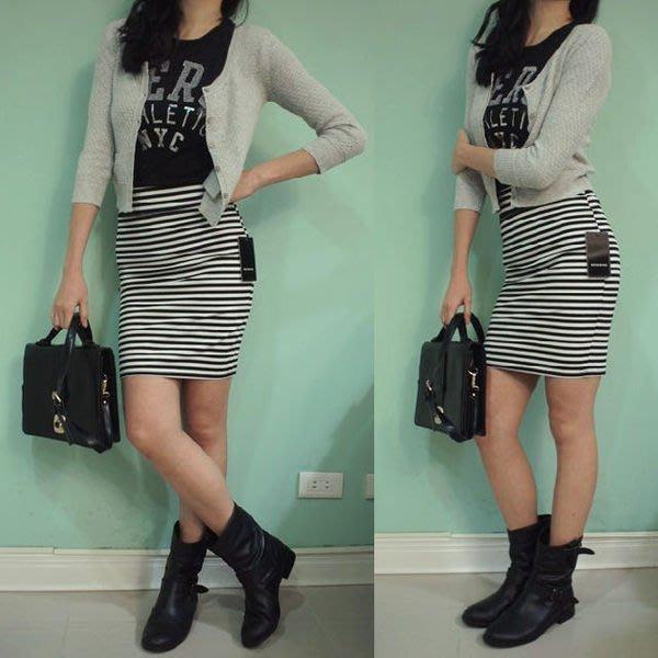 MISHIANA 休閒品牌 RESERVED 女生休閒款包臀短裙 (新款上市.特價出售)