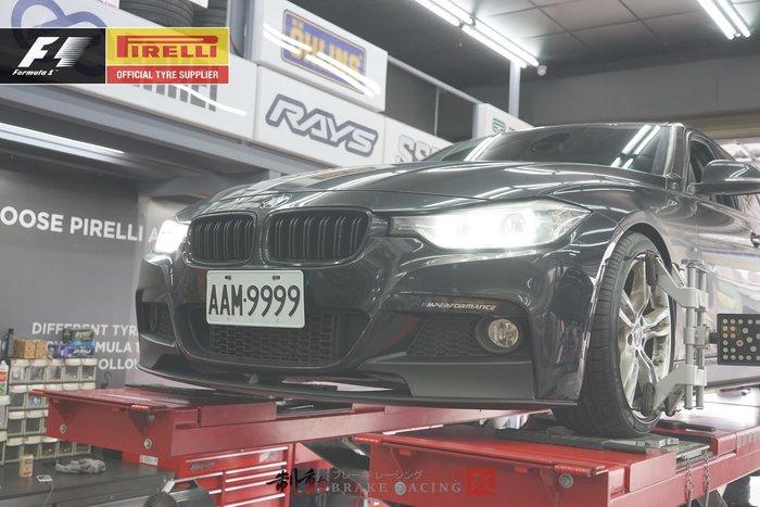 倍耐力 PIRELLI new P-ZERO PZ4 BMW F30/F31 高階街跑胎 對應規格 歡迎詢問 / 制動改