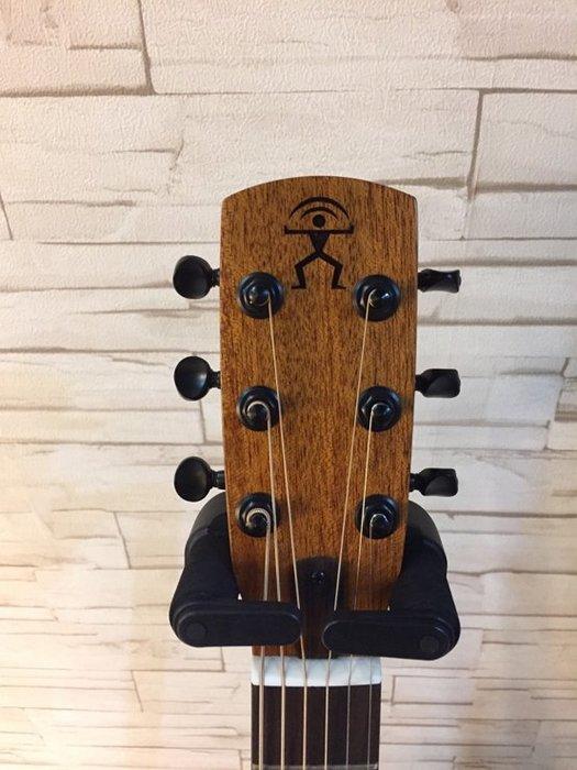 【名人樂器】Anuenue L10 羽毛鳥 面單吉他 民謠吉他 雲杉/桃花心木 (亮啞光漆)