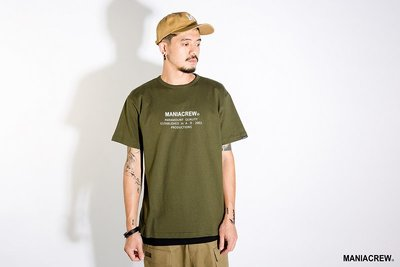 [NMR] MANIA 短袖 18 S/S Delivery Tee