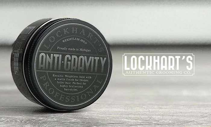 GOODFORIT / 美國Lockhart's Anti-Gravity Matte Paste高黏性無重量無光髮泥