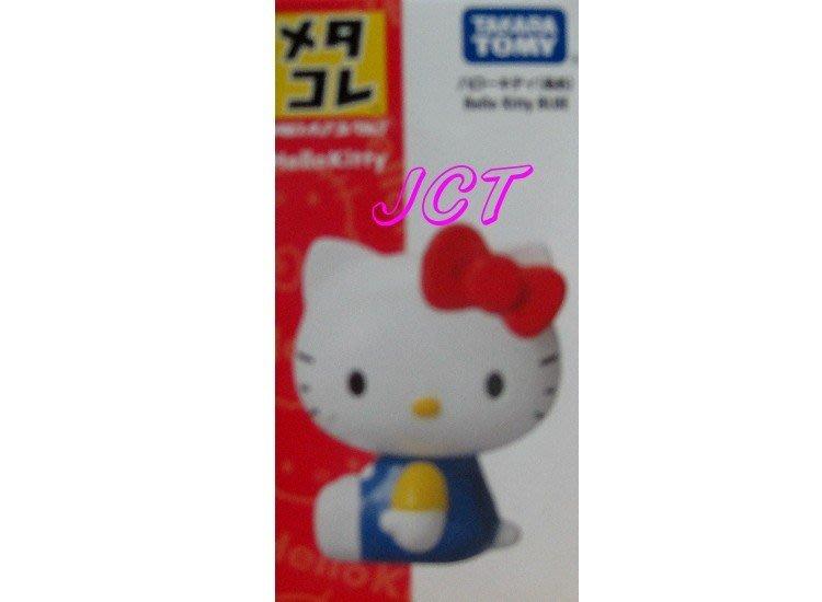 JCT Metacolle─Hello Kitty(藍) 865254