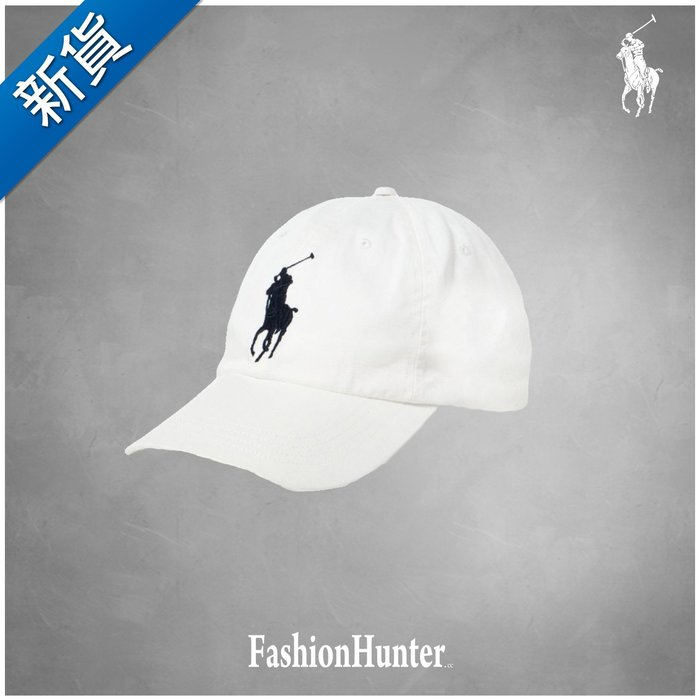 新貨【FH.cc】Polo Ralph Lauren 可調式棒球帽 Big Pony Baseball Cap 老帽