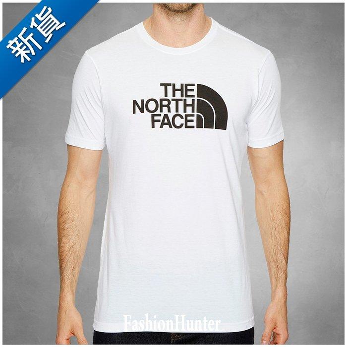 新貨【FH.cc】The North Face 經典Logo 短袖T恤 短t 白 TNF
