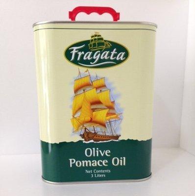 西班牙原裝進口【帆船牌】~橄欖油3公升/桶$590~