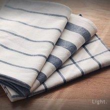 ~ 輕工業 ~極簡風條紋格子餐墊布~ 格紋素面純棉布餐桌布桌巾抹布田園風北歐式日系素色餐廳
