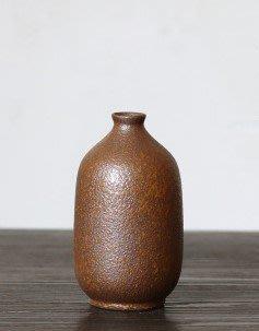 【Art in THE】陶瓷花瓶 禪藝粗陶 陶瓷花瓶 瓷器擺件花插 茶道茶具擺飾 居家店面營業廳裝飾佈置