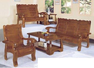 【DH】貨號E712-7 《經典》實木柚木大小茶几椅組˙可拆賣˙質感一流˙主要地區免運