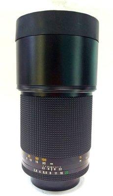 @佳鑫相機@(中古託售品)CONTAX Carl Zeiss T* Sonnar 180mm F2.8 CY接環 人像鏡