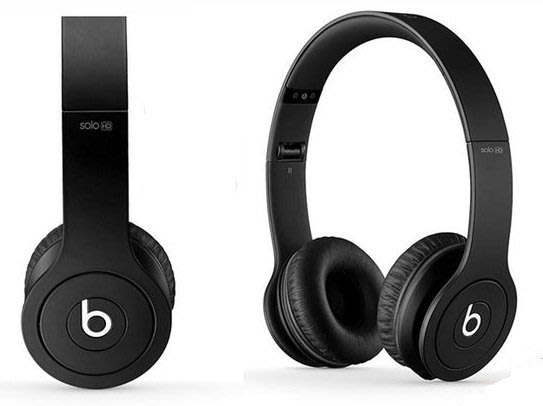 師大3C百貨~Beats Solo HD 頭戴式耳罩式耳機 純色黑/紅/藍  先創代理