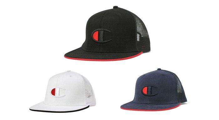 [NMR] CHAMPION 美線 棒球帽 17 S/S H0541 Snapback 現貨賣場