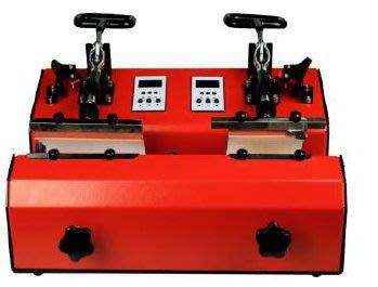 【ESHENG熱昇華轉印專家】個性化轉印設備之二合一馬克杯機