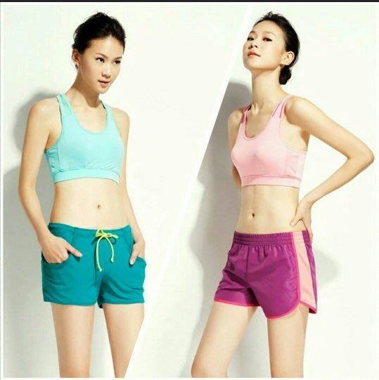 高品質日本原單防震固定胸墊運動內衣