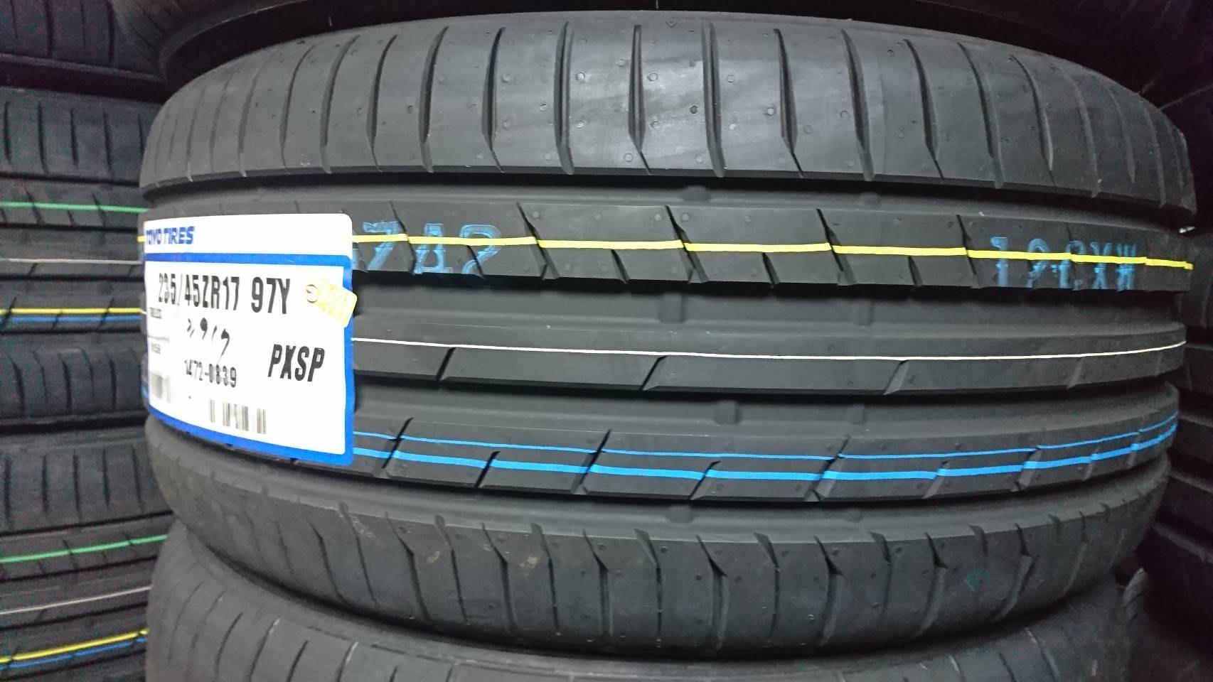 {板橋 蘇} TOYO PXSP 旗艦胎 (日本製) KUGA 235-50-18 特價安裝 非 3ST CSC5