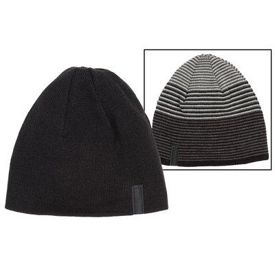 【Calvin Klein CK 】100% 全新正品 秋冬新品 CK LOGO 雙面可用 中性 毛帽 *CKH01*