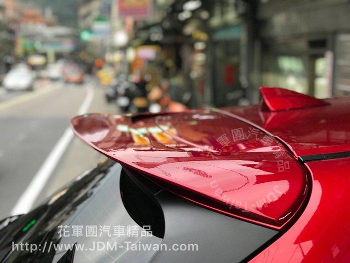 [花軍團精品] 2017年MAZDA CX-5 二代專用 HUA 尾翼