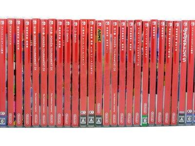 任天堂 Nintendo Swtich NS 全新原廠 卡匣盒 遊戲片外盒 空殼 外包裝盒 不含遊戲【台中恐龍電玩】