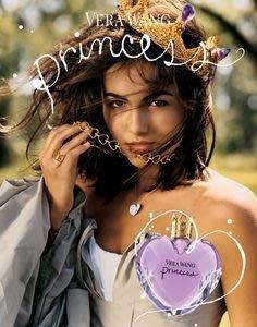 *滿額送贈品-特殊愛心皇冠造型-婚紗名牌Vera Wang-Princess公主 女性香水50ML全新未拆~低價免郵