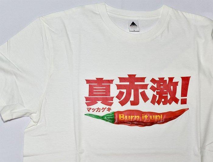 廣島鯉魚隊 真赤激! T裇 日本職棒 HIROSHIMA CARP 日本帶回