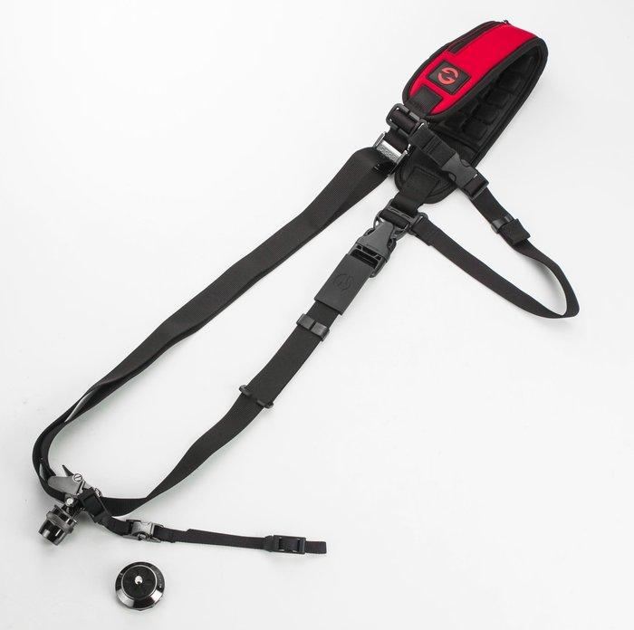 呈現攝影-FOTOSPE Fs-3 快速單肩背帶 金屬扣具 快拆板 快槍俠 氣墊式減壓背帶 AIR BlackRapid