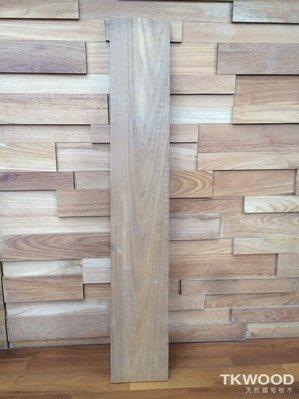 【緬甸柚木毛料-TKWOOD】緬甸柚木毛料✶Teak ✶- 15*120mm角料 角材 地板 木條 木材 木工 家具