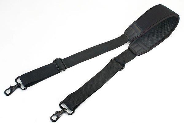 呈現攝影-減壓背包帶(寬版) 弧型金屬扣 中/大型相機背包用 減重腳架包帶 舒適防滑 相機袋