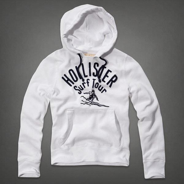 HOLLISTER 棉質帽衫 322-221-0152-002  MY-麋鹿嚴選 全新真品 AF A&F HCO