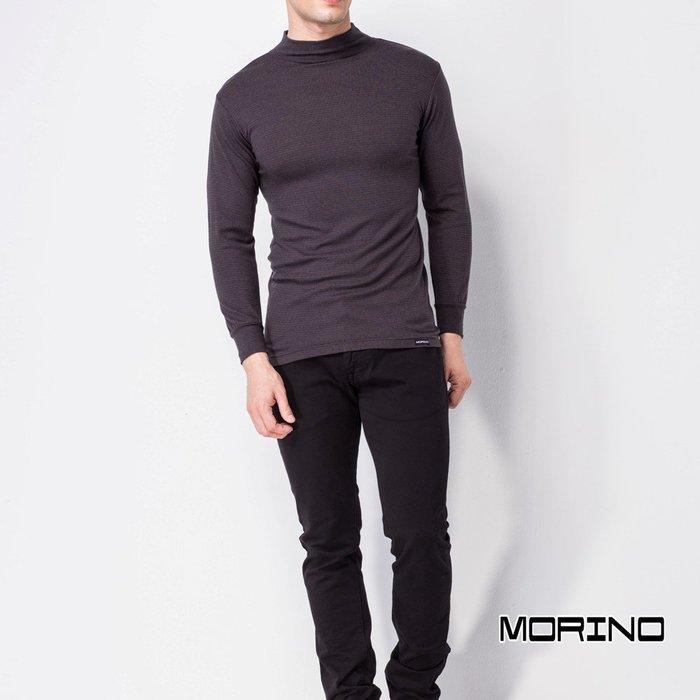 【MORINO摩力諾】發熱衣 長袖T恤  高領衫-(超值2件組)免運