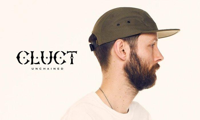 GOODFORIT / 日本品牌CLUCT JET CAP五片帽款/兩色