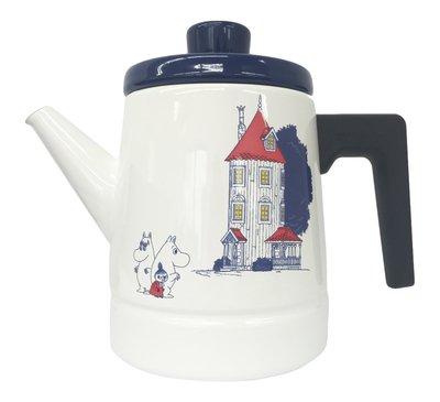[現貨]日本 富士琺瑯 Moomin系列  咖啡壼 琺瑯壺 另有DANSK miffy 芬蘭 野田
