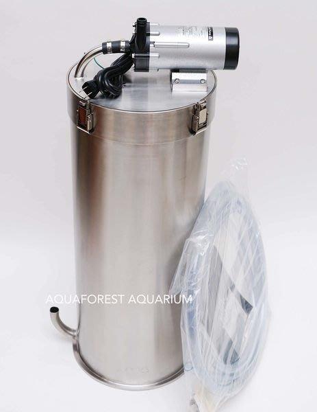 ◎ 水族之森 ◎ 日本 ADA 超強型不鏽鋼圓筒過濾器 Super Jet Filter ES-2400 EX 2