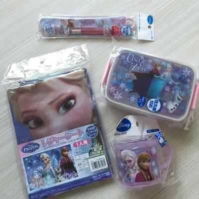 ❤Lika小舖❤日本帶回 冰雪奇緣餐具...