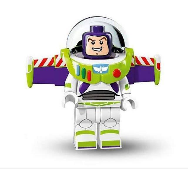 全新現貨【LEGO 樂高】Minifigures人偶系列: 迪士尼Disney 人偶包抽抽樂71012 | 巴斯光年