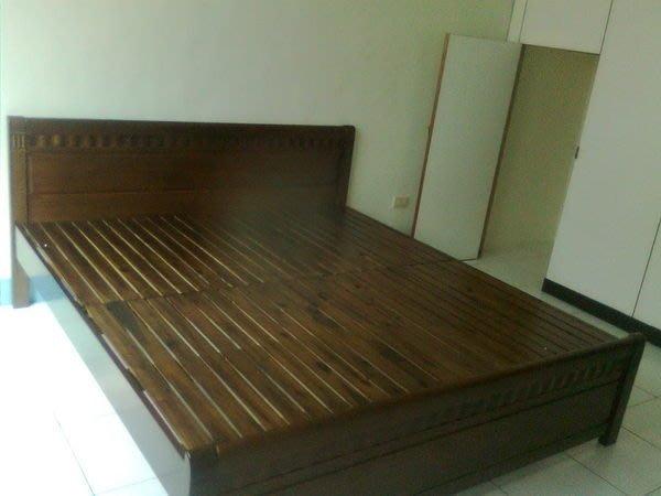 ※尊爵床墊 各款家具批發※歐式全實木床架單人3.5尺6200 另有其它尺寸 全省免運費