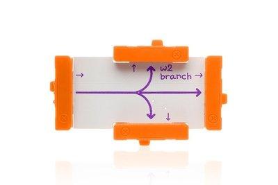 美國 littleBits 零件 (wire):  branch (8折出清)