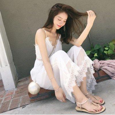 Modem Girl♥100%實拍 女神款 超美 雕花蕾絲連身褲 S-XL號 特價