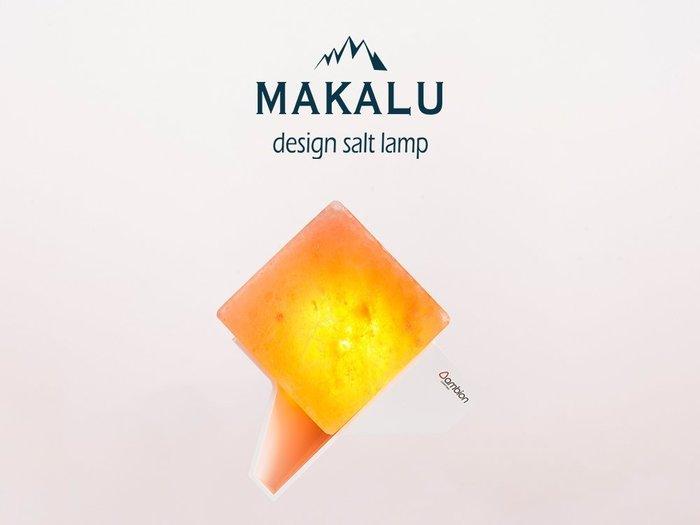 |愛媽媽全館8折|ambion lighting 塩光 MAKALU喜馬拉雅玫瑰鹽晶燈-雅緻白 現貨