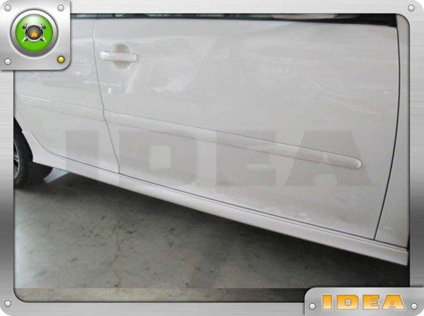 泰山美研社2203 全新VW GOLF-05 GOLF-5代 GOLF 5代 GTI 版側裙一組3000