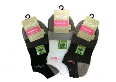 ☆預購7~10天☆CR5033 鱷魚竹炭船型襪 船型襪 $55/雙