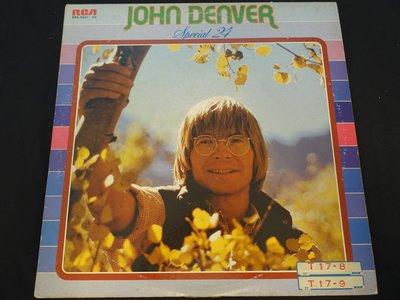 【柯南唱片】John Denver (約翰丹佛)//Special 24  兩片裝>>日版LP