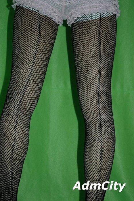 Leg Avenue 背線 褲襪 白色 Y3349015a