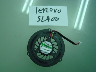 nbpro筆電維修最專業LENOVO SL300  SL400  SL500風扇故障更換..