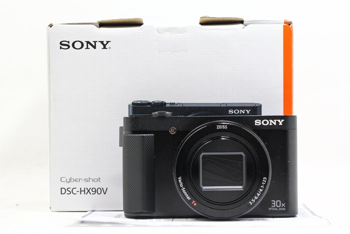 【台南橙市3C】Sony Cyber-shot DSC-HX90V 二手 數位相機 公司貨 內建Wi-Fi版#19334